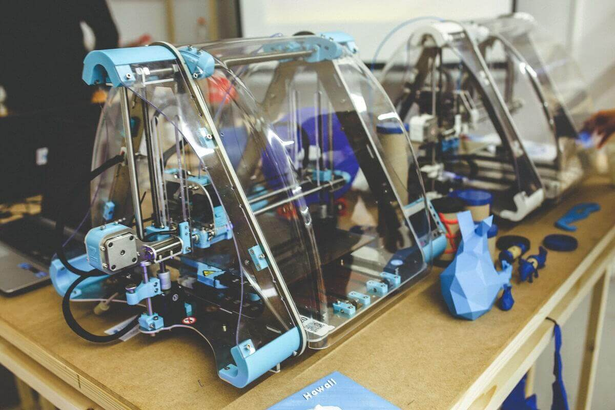 3D-Druck Stereolithographie